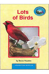 Journeys Vocabulary Readers  Individual Titles Set (6 copies each) Level B Lots of Birds-9780547446004