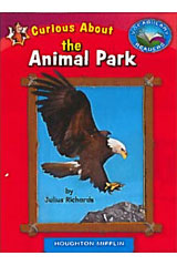 Journeys Vocabulary Readers  Individual Titles Set (6 copies each) Level C Curious About the Animal Park-9780547446042