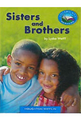 Journeys Vocabulary Readers  Individual Titles Set (6 copies each) Level A Sisters and Brothers-9780547446240