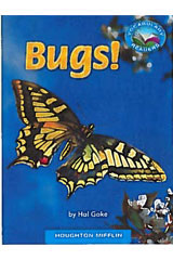 Journeys Vocabulary Readers  Individual Titles Set (6 copies each) Level A Bugs!-9780547446394