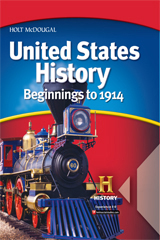 United States History  Student Edition Beginnings to 1914-9780547484303