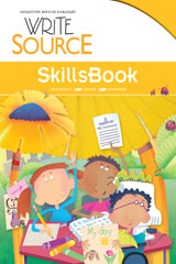 Write Source  SkillsBook Student Edition Grade 2-9780547484365