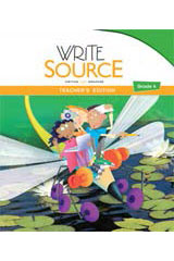 Write Source  Teacher's Edition Grade 4-9780547484389