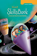 Write Source  SkillsBook Teacher's Edition Grade 6-9780547484549