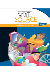 Write Source  Teacher's Edition Grade 9-9780547484624