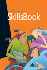 Write Source  SkillsBook Student Edition Grade 11-9780547484655