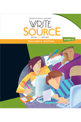 Write Source  Teacher's Edition Grade 12-9780547484686