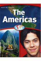 World Regions: The Americas  Student Edition-9780547484822