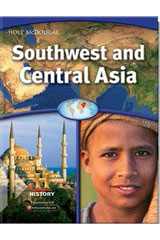 World Geography  Student Edition Southwest and Central Asia-9780547484877