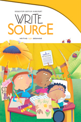 Write Source  Student Edition Hardcover Grade 2-9780547484969