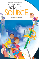 Write Source  Student Edition Hardcover Grade 5-9780547485003