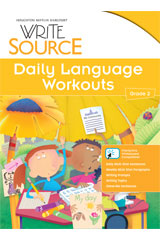 Write Source  Daily Language Workouts Grade 2-9780547485126
