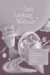 Write Source  Daily Language Workouts Grade 6-9780547485171