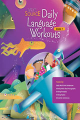 Write Source  Daily Language Workouts Grade 7-9780547485195