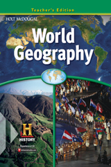 World Geography  Teacher Edition Survey-9780547485843