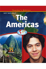 World Regions: The Americas  Teacher's Edition-9780547485898