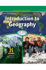 World Regions: Introduction to Geography  Teacher's Edition-9780547485997