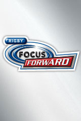 Rigby Focus Forward Leveled Readers 6pk with Teaching Versions Group 1 Set D