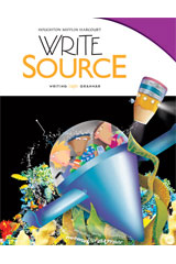 Write Source  Online Student Subscription 1-year Grade 7-9780547508429