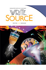Write Source 1 Year Subscription Online Student Edition Grade 8-9780547508436