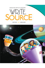 Write Source 1 Year Subscription Online Student Edition Grade 6-9780547508573
