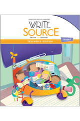 Write Source 1 Year Subscription Online Teacher Edition Grade 1-9780547508634