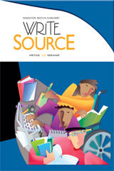 Write Source 1 Year Online Virtual File Cabinet Grade 9-9780547509440