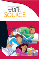 Write Source 1 Year Online Virtual File Cabinet Grade 10-9780547509464