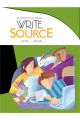 Write Source 1 Year Online Virtual File Cabinet Grade 12-9780547509495