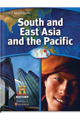 World Geography  Guided Reading Workbook South and East Asia and the Pacific-9780547513171