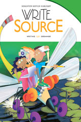 Write Source 1 Year Online Student eBooks Bookshelf Grade 4-9780547516295