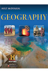 Geography  Interactive Online Edition, Student Access (6-year subscription)-9780547519623