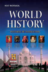 World History: Patterns of Interaction  Teacher One Stop DVD-ROM-9780547520872