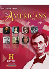 The Americans: Survey 1 Year Subscription Online Premium Interactive Teacher's Edition-9780547521268