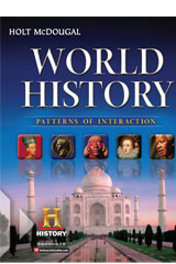 World History: Patterns of Interaction  Student Edition eTextbook ePub 6-year Full Survey-9780547521428