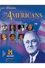 The Americans: Reconstruction to the 21st Century 6 Year Subscription Interactive Online Edition, Teacher Access-9780547521510