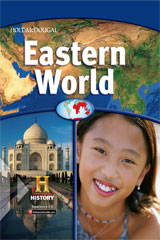 World Regions: Eastern World 6 Year Subscription Student Edition eTextbook ePub-9780547534633