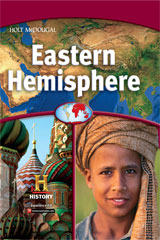 World Geography  Power Presentations with Media Gallery DVD-ROM Eastern Hemisphere-9780547535616