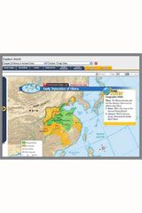 Southwest and Central Asia  Premium Interactive Online Edition, Teacher Access (1-year subscription)-9780547536095
