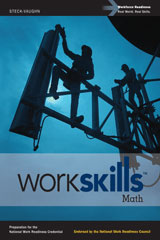 Steck-Vaughn WorkSkills  Student Edition Math-9780547536453