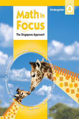 Math in Focus: Singapore Math  Student Pack Grade K-9780547549354