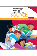 Write Source  Teacher's Resource Pack Grade 10-9780547555041