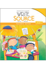 Write Source  Teacher's Resource Pack Grade 2-9780547555089