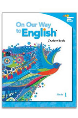 On Our Way to English  Online Interactive Language Builder Posters (6-year subscription) Grade 1-9780547558318