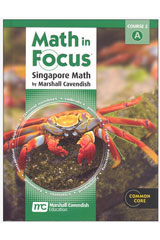 Math in Focus: Singapore Math  Student Edition Volume A-9780547560076