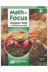 Math in Focus: Singapore Math  Student Edition Volume B-9780547560106