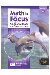 Math in Focus: Singapore Math  Student Edition Volume A-9780547560113