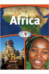 World Regions: Africa  Student Edition Class Set of 25-9780547561219