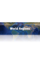 World Regions: Europe and Russia  Student Edition Class Set of 25-9780547561271
