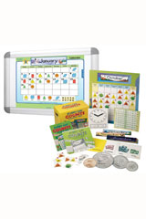 Every Day Counts: Calendar Math  Online Interactive Whiteboard Upgrade 6-year Grade 2-9780547569987
